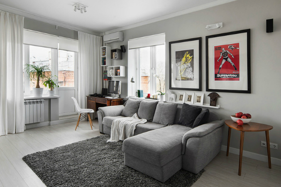 How to Add Some Individuality to Your Rented Place