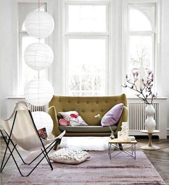 decoração minimalista apartamento pequeno
