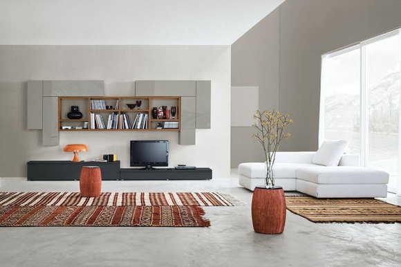 cores claras para interiors