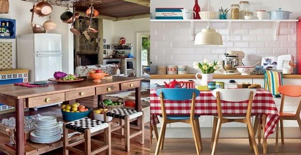 nova tendência no mercado é decorar a sua cozinha