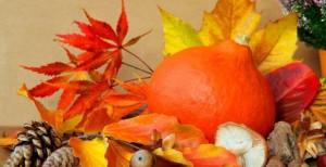 Создайте теплый осенний интерьер