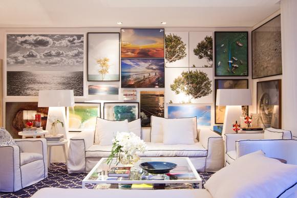 David Bastos ambientes luxuosos