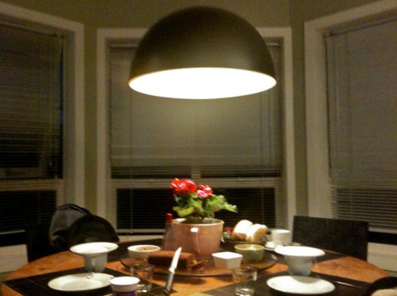 luminárias para home office