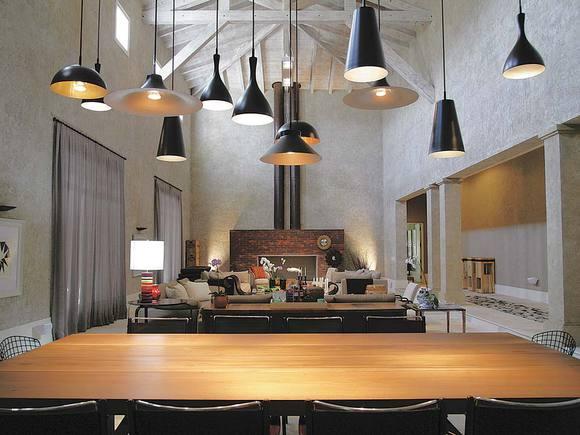 iluminação moderno e elegante