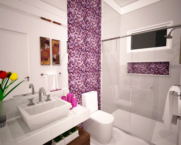 decoracao reforma banheiro:Reforma banheiro: dicas para não gastar muito Blog Siteimovel.com