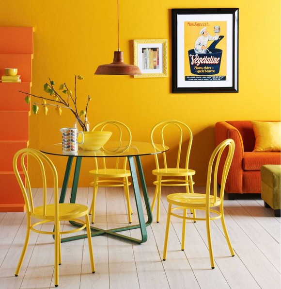 mesas e cadeiras para sala de jantar pequena