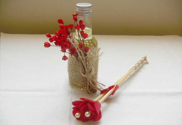 decoração de aromatizador de ambiente