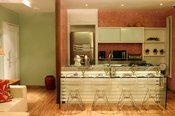 cozinhas planejadas pequenas e simples