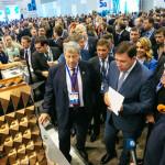 100+ Forum Russia: форум, заинтересовавший власть, бизнес, представителей строительной сферы