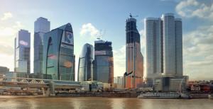 5 самых дорогих районов Москвы