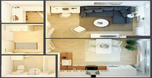 Смарт квартира в новостройке или комната в центре столицы – выгода от инвестиций