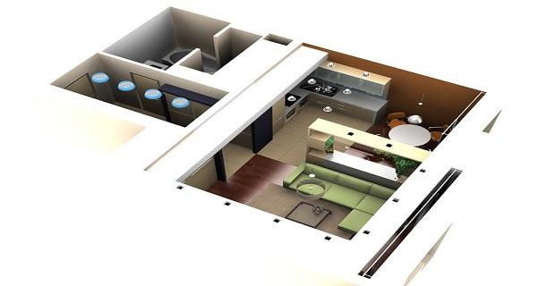 Сколько стоит дизайн проект квартиры в Новосибирске